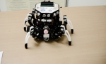 Robot Hexapod Pemadam Api ITB - Zarqun